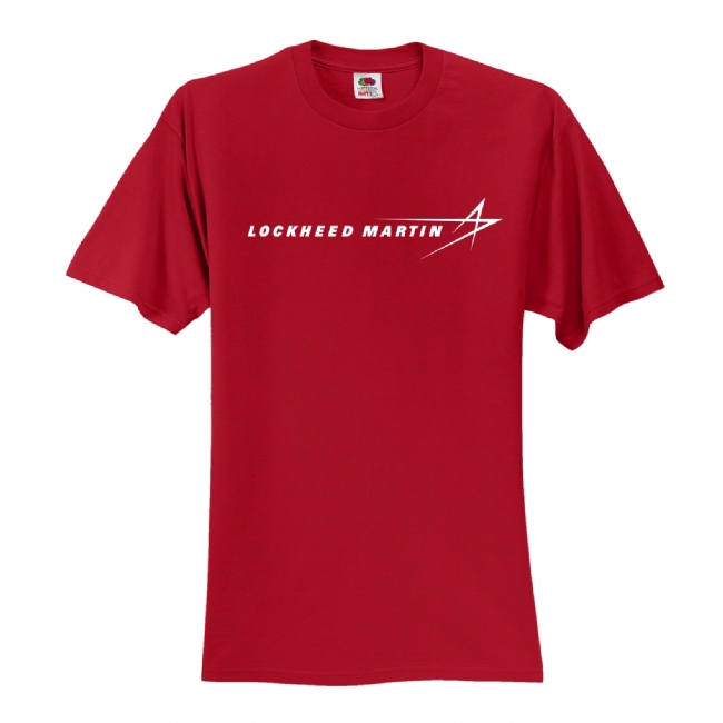 Lockheed Martin Cotton Tee