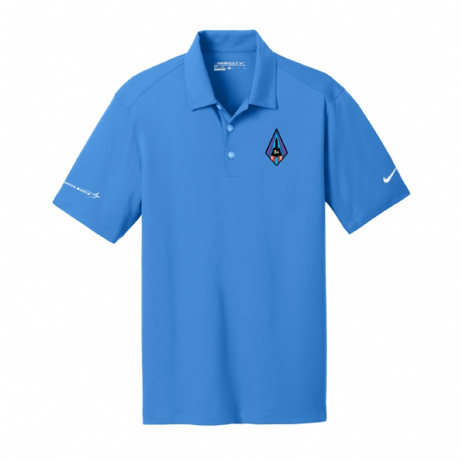 SR-71 Men's Nike Vertical Mesh Polo