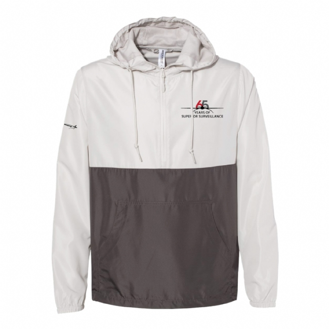 U-2 65th Anniversary Water-Resistant Lightweight Windbreaker