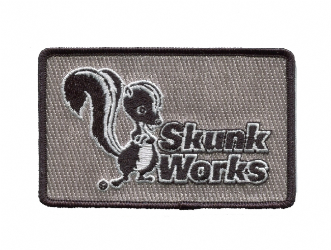Skunk Works Rectangle Patch