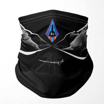SR-71 Neck Gaiter/ Face Shield