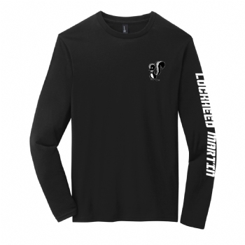 Skunk Works Patch Design Long Sleeve Tee