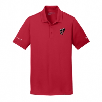 Skunk Works Nike Dri-Fit Solid Icon Pique Modern Fit Polo