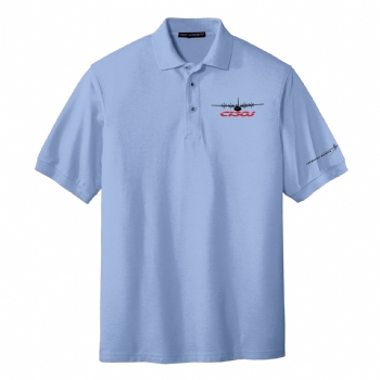 C-130J Men's Silk Touch Polo