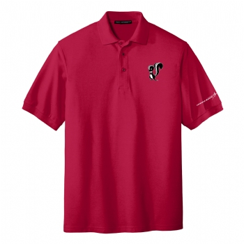 Skunk Works Men's Silk Touch Polo
