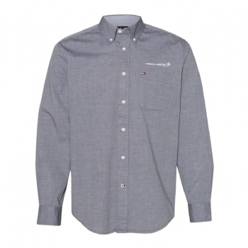 Lockheed Martin Capote End-on-End Chambray Shirt