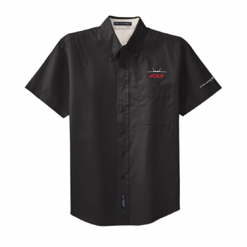 F-35 Men's Short Sleeve Easy Care Shirt