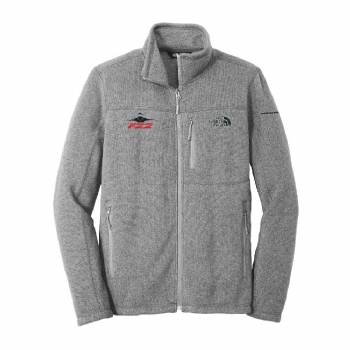 F-22 The North Face Sweater Fleece Jacket