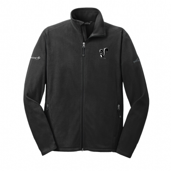 Skunk Works Eddie Bauer Full Zip Microfleece Jacket
