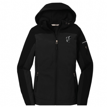 Skunk Works Woman's Hooded Soft Shell Jacket