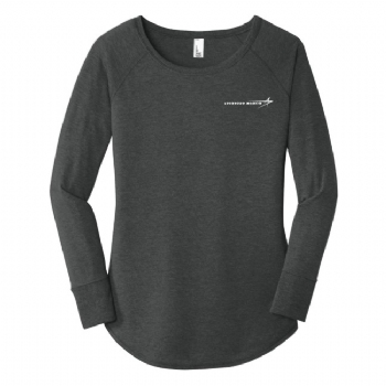 Lockheed Martin Women's District Perfect Tri Long Sleeve Tee