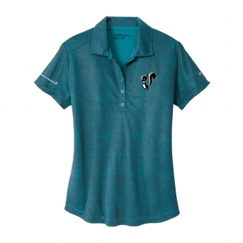 Skunk Works Women's Nike Dri-FIT Crosshatch Polo