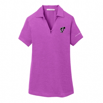 Skunk Works Women's Digi Heather Performance Polo