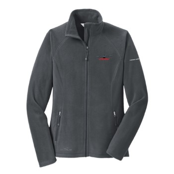 C-130J Women's Eddie Bauer Full Zip Micro-fleece Jacket