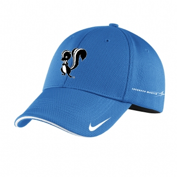 Skunk Works Nike Dri-Fit Mesh Swoosh Flex Sandwich Cap
