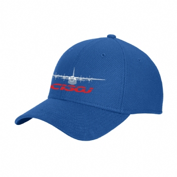 C-130J New Era Diamond Era Stretch Cap