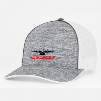 C-130J Aggressive Heather Trucker Flexfit