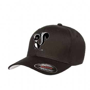 Skunk Works Adult Flex Fit Cotton Twill Cap