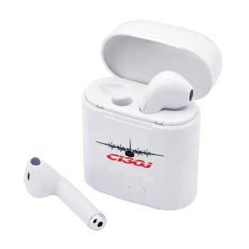 C-130J Atune Bluetooth Earbuds with Charger Case