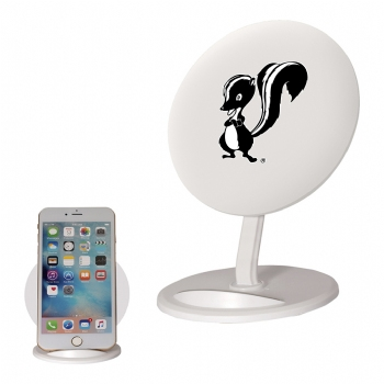 Skunk Works Wireless Phone Charger and Stand