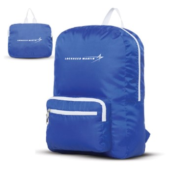 Lockheed Martin Make it Pop Packable Backpack