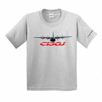 C-130J Youth 100% Cotton Tee