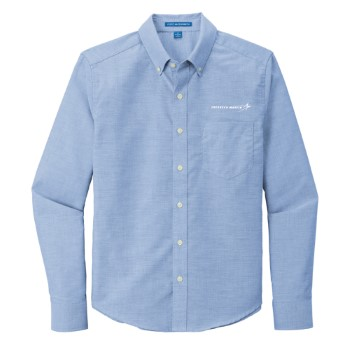 Lockheed Martin Untucked Fit SuperPro Oxford Shirt